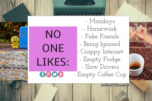 No One Likes an Empty Cup of Coffee 2 (No One Likes an Empty Cup of Coffee)