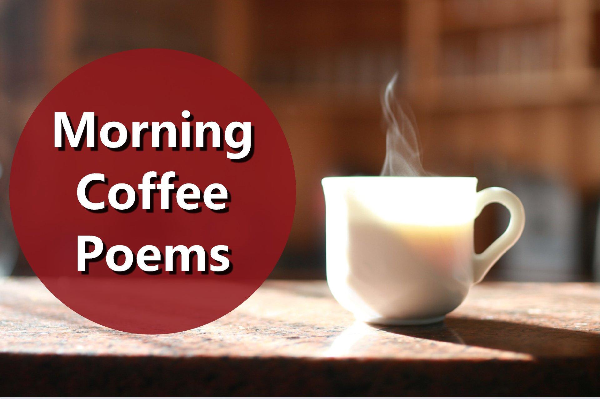 Coffee Poems 3