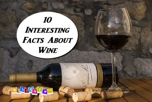 Facts About Wine