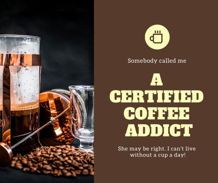 A-CERTIFIED-COFFEE-ADDICT funny coffee pictures for facebook Twitter Pinterest