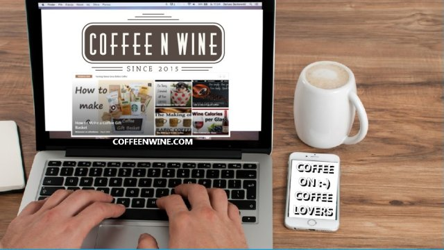 Facebook Coffee Posts by CoffeeNwine