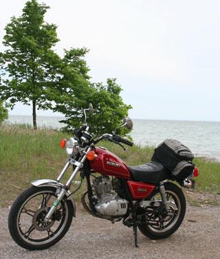 Suzuki GN125