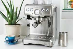 Espresso machine testing