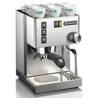 Semiautomatic espresso machine example