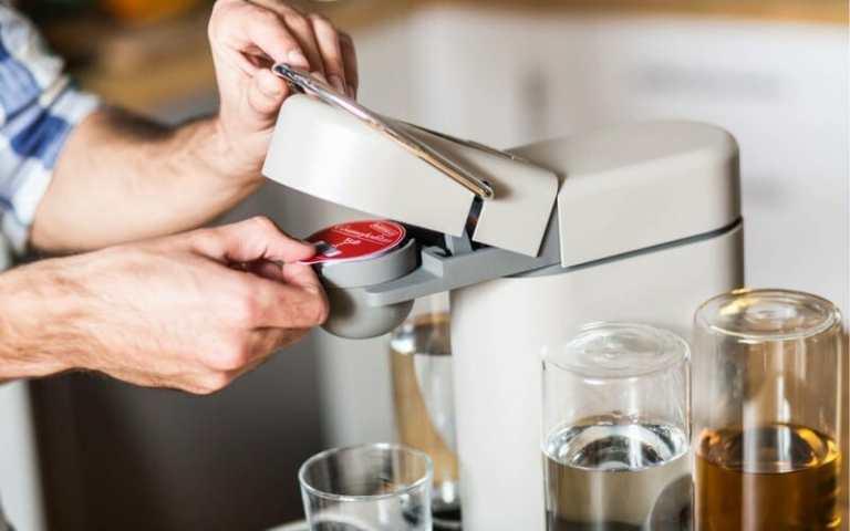 capsule cofee maker