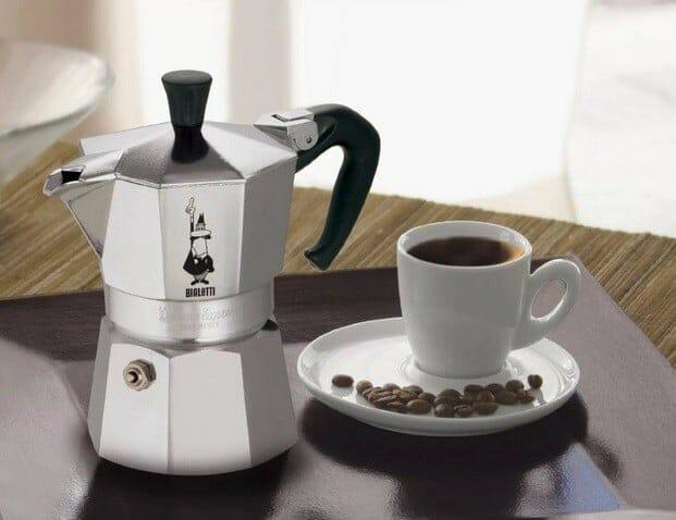 geyser coffee pot