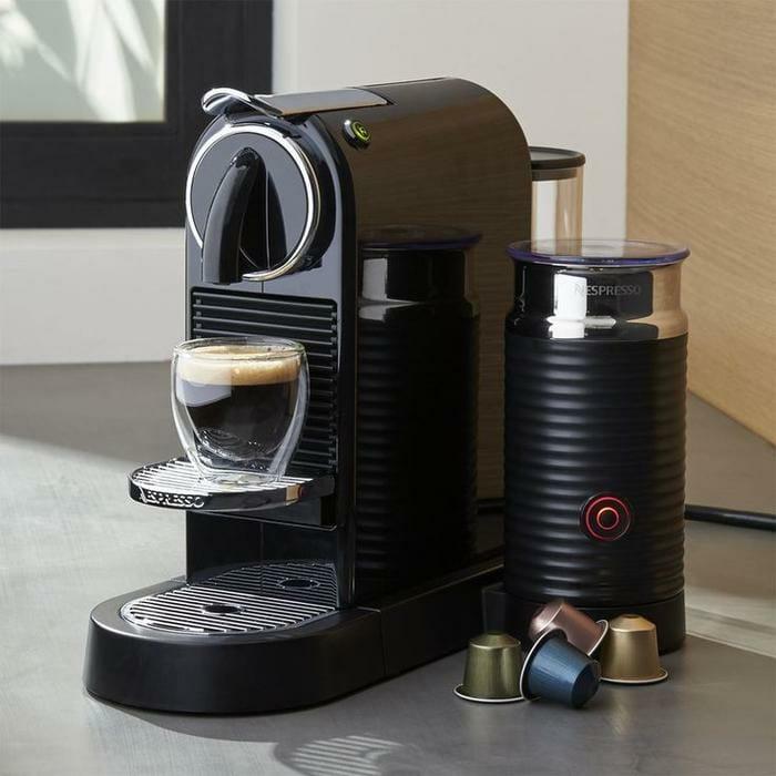 Nespresso CitiZ Milk 1