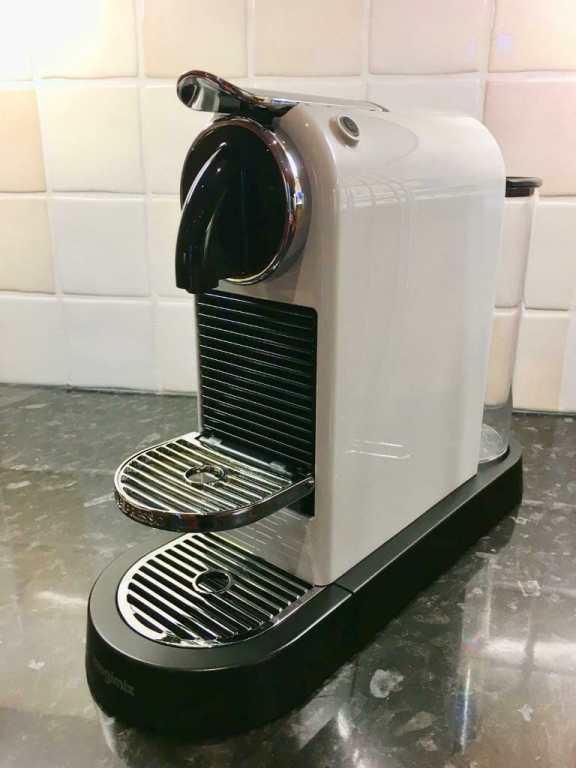 Nespresso Maestria Creamy 3