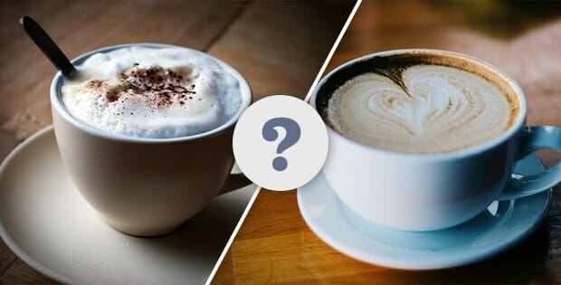 What Is the Difference Between a Latte and a Cappuccino