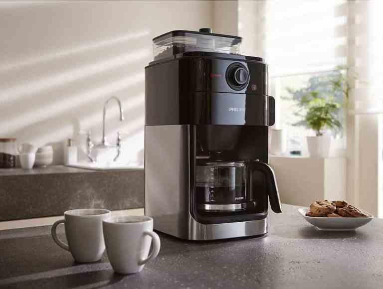 philips hd7765 00 grind brew kaffemaskine
