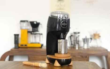 The Niche Zero grinder