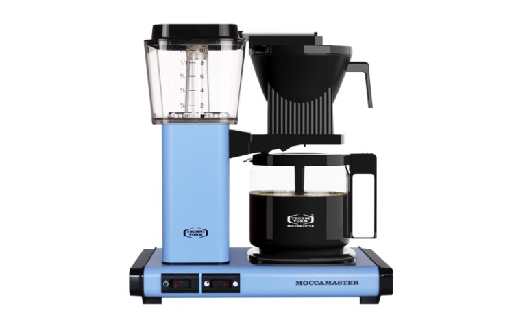 Moccamaster KBG 741 review