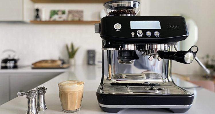 sage the barista pro espresso machine review
