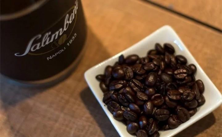 Espresso Test Salimbene Superbar