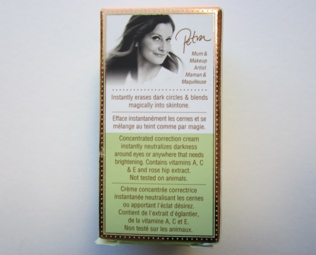 pixi correction concentrate brightening peach packaging
