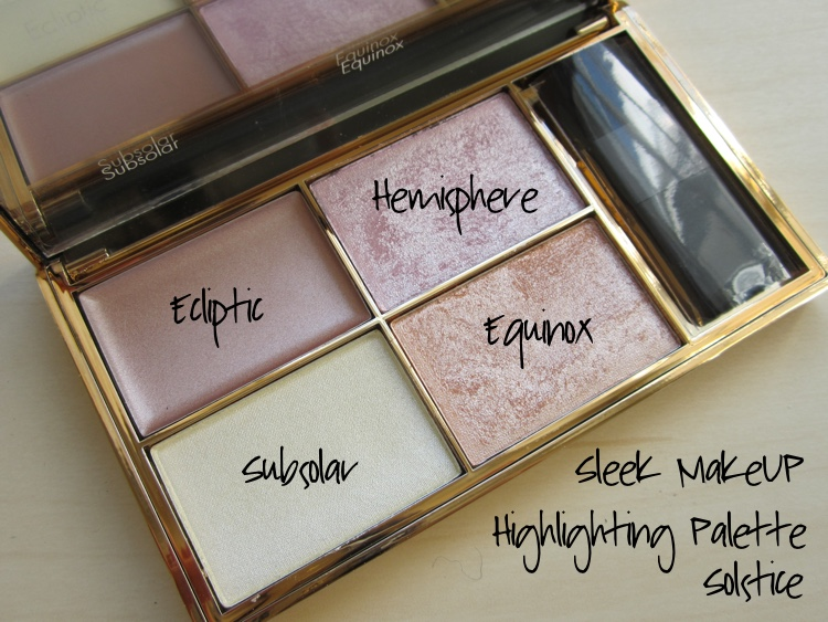 sleek makeup solstice highlighting palette 3
