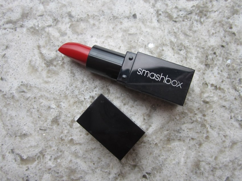 smashbox be legendary lipstick legendary