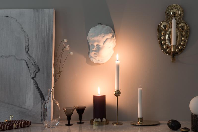 Havi kynttilät, suomalainen työ, havifi, Havi Samuji servietit, kynttilät sisustuksessa, kynttilät asetelma, Havi arvonta