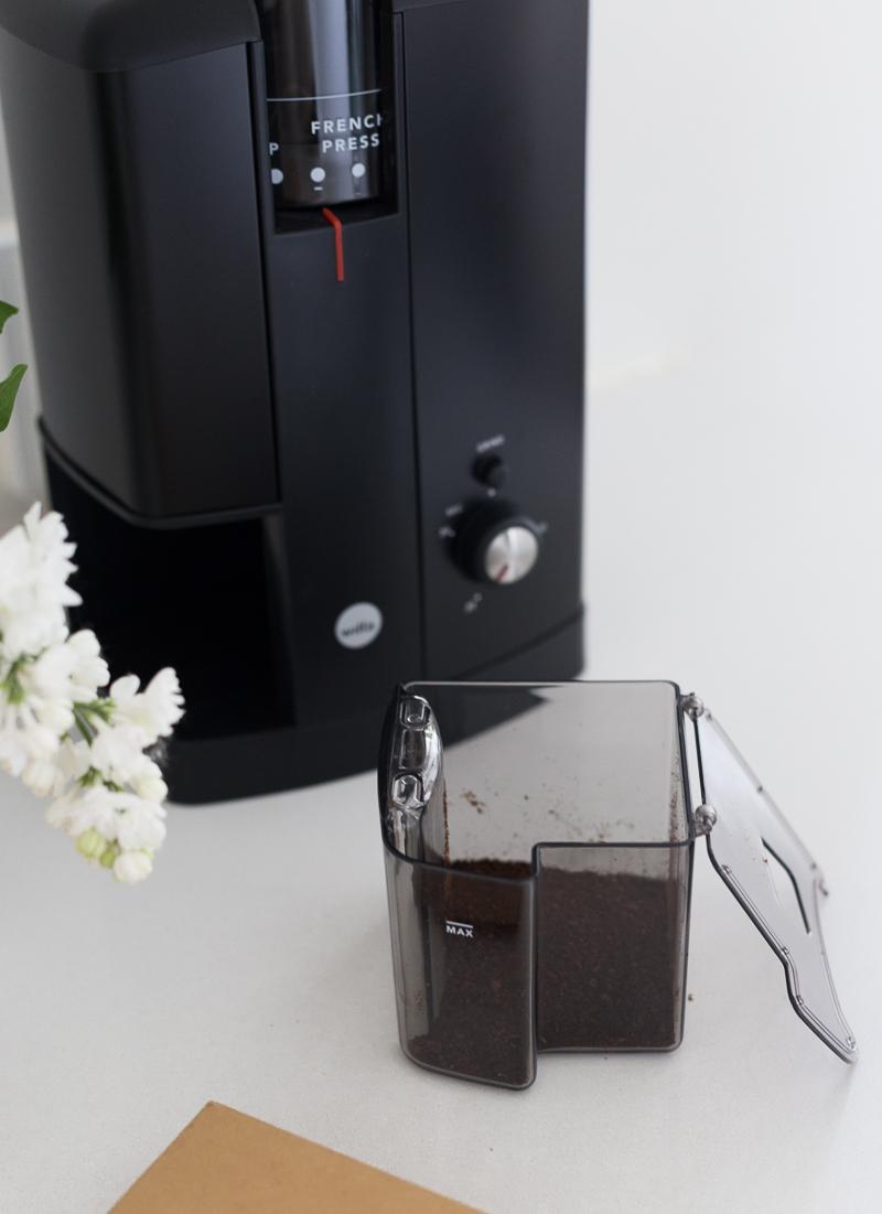 Slurp kahvielämys, kahvia postilaatikkoon, Wilfa Svart kahvimylly kokemuksia