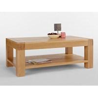 Napa Blonde Clean Rectangular Wooden Coffee Table | Buy ...