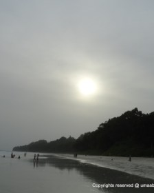 radha nagar beach, Havelock