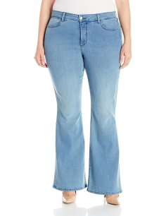 Flarred jeans