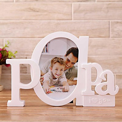 Father's Day Gift - photoframe