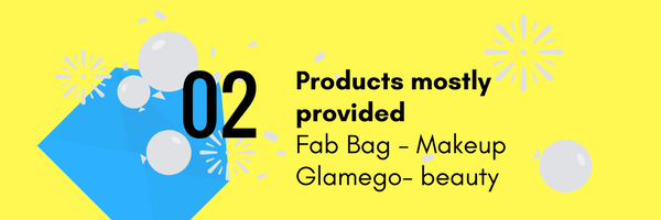 glambag vs fabbag products