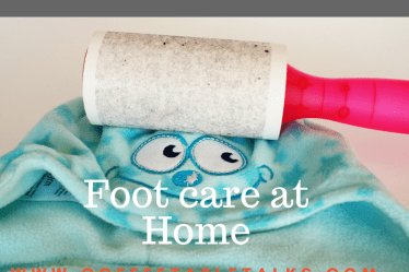 Footcare at home-coffeetabletalks
