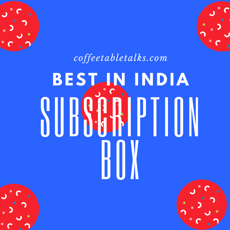 Best subscription box in India