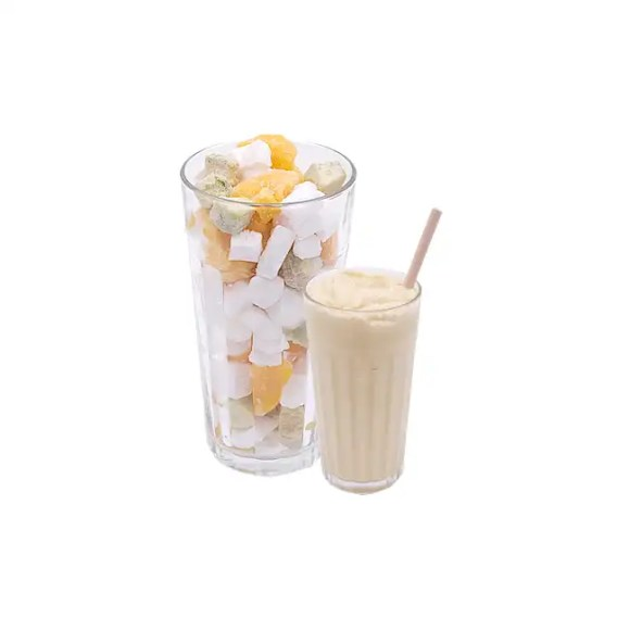Smoothie Saludable Aguacate Coco Mango Disfruta Coffeetech
