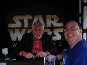 John Ratzenberger and I