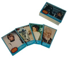 The original and best Topps Star Wars Trading Cards