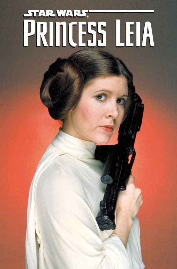 "(Variant cover of ""Princess Leia"" No. 1/Marvel Entertainment)"