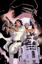 """(""""Princess Leia"""" No. 3/Marvel.)"""