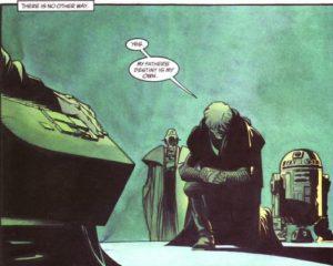 Luke Dark Empire