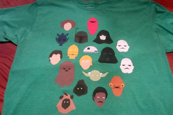 4. Green Shirt