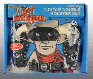 Lone Ranger guns