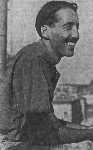 Christopher Lee during WWII