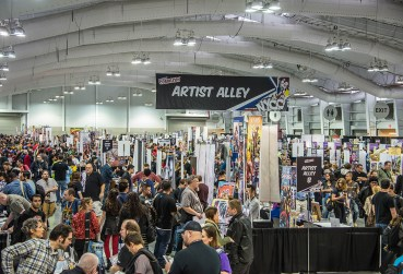 NYCC-2014-Artist-Alley