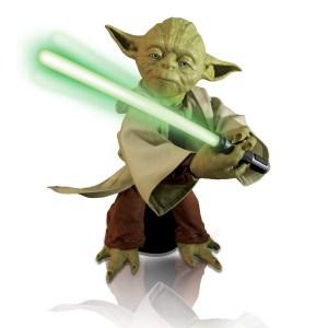 Spin Master - Star Wars Legendary Yoda Jedi Master 1