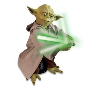 Spin Master - Star Wars Legendary Yoda Jedi Master 2