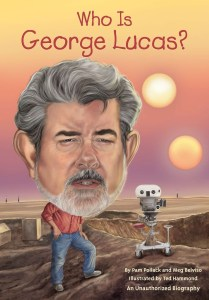 Who Is George Lucas Cover