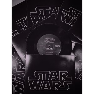 Enter to win this rare limited edition Star Wars 45! Details below.