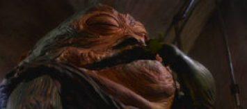 Jabba Eating