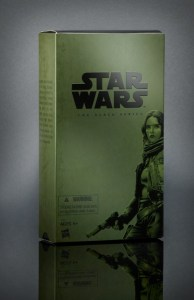 STAR WARS THE BLACK SERIES 6-Inch Jyn Erso Pack - in pkg2