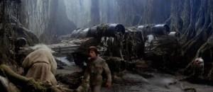 Yoda and Luke 2