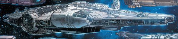 Millennium Falcon - Han Solo 001
