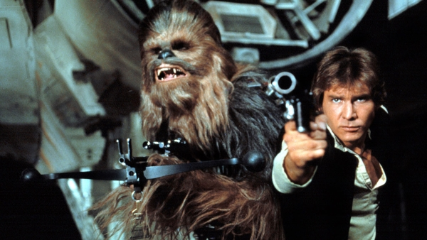 Chewbacca and the Life Debt - Classic Han and Chewbacca