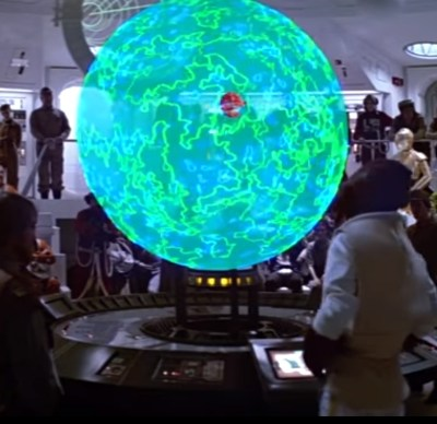 Death Star Briefing Room - Feature Image